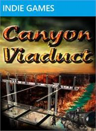 Box cover for Canyon Viaduct on the Microsoft Xbox Live Arcade.