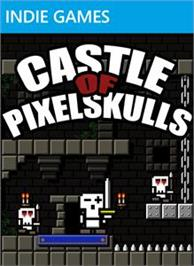 Box cover for Castle Of Pixel Skulls on the Microsoft Xbox Live Arcade.