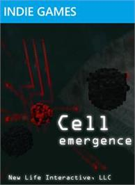 Box cover for Cell: emergence on the Microsoft Xbox Live Arcade.