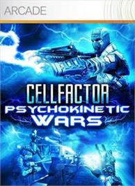 Box cover for CellFactor: PW on the Microsoft Xbox Live Arcade.