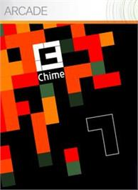 Box cover for Chime on the Microsoft Xbox Live Arcade.
