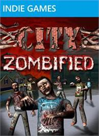 Box cover for City Zombified on the Microsoft Xbox Live Arcade.