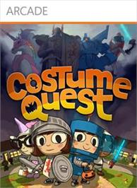 Box cover for Costume Quest on the Microsoft Xbox Live Arcade.