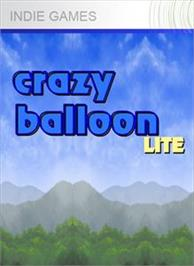 Box cover for Crazy Balloon Lite on the Microsoft Xbox Live Arcade.