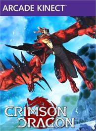 Box cover for Crimson Dragon on the Microsoft Xbox Live Arcade.