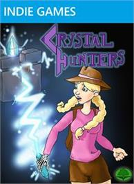 Box cover for Crystal Hunters on the Microsoft Xbox Live Arcade.
