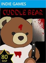Box cover for Cuddle Bear on the Microsoft Xbox Live Arcade.