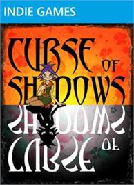 Box cover for Curse Of Shadows on the Microsoft Xbox Live Arcade.