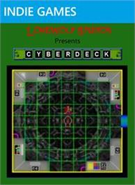 Box cover for CyberDeck on the Microsoft Xbox Live Arcade.