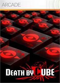 Box cover for DEATH BY CUBE on the Microsoft Xbox Live Arcade.