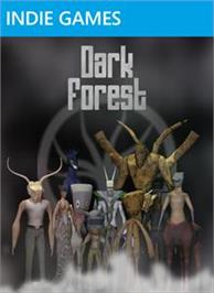 Box cover for Dark Forest on the Microsoft Xbox Live Arcade.