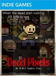 Box cover for Dead Pixels on the Microsoft Xbox Live Arcade.