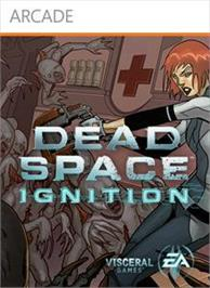 Box cover for Dead Space Ignition on the Microsoft Xbox Live Arcade.