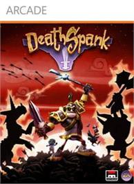 Box cover for DeathSpank on the Microsoft Xbox Live Arcade.