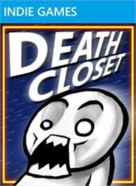 Box cover for Death Closet on the Microsoft Xbox Live Arcade.