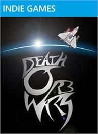 Box cover for Death Orb Wars on the Microsoft Xbox Live Arcade.