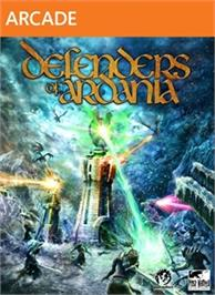 Box cover for Defenders of Ardania on the Microsoft Xbox Live Arcade.