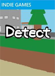 Box cover for Detect on the Microsoft Xbox Live Arcade.