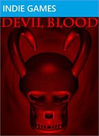 Box cover for Devil Blood on the Microsoft Xbox Live Arcade.