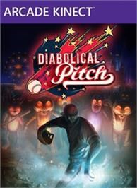 Box cover for Diabolical Pitch on the Microsoft Xbox Live Arcade.