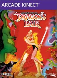 Box cover for Dragon's Lair on the Microsoft Xbox Live Arcade.