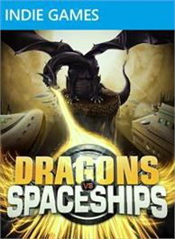 Box cover for Dragons vs Spaceships on the Microsoft Xbox Live Arcade.