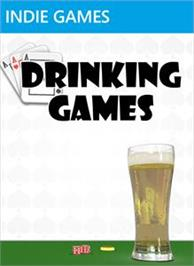 Box cover for Drinking Games on the Microsoft Xbox Live Arcade.