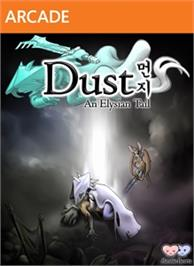 Box cover for Dust: An Elysian Tail on the Microsoft Xbox Live Arcade.