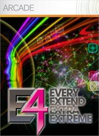 Box cover for E4 on the Microsoft Xbox Live Arcade.