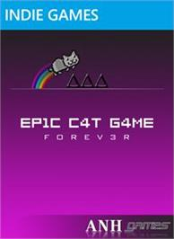 Box cover for EP1C CAT G4ME FOREV3R !! on the Microsoft Xbox Live Arcade.