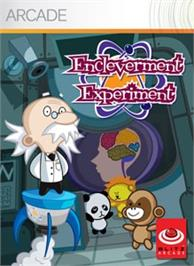 Box cover for EnclevermentExperiment on the Microsoft Xbox Live Arcade.