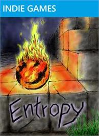 Box cover for Entropy on the Microsoft Xbox Live Arcade.