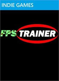 Box cover for FPS Trainer on the Microsoft Xbox Live Arcade.