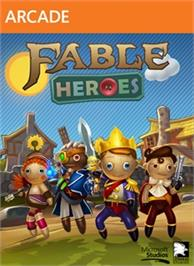 Box cover for Fable Heroes on the Microsoft Xbox Live Arcade.