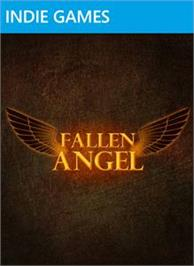 Box cover for Fallen Angel on the Microsoft Xbox Live Arcade.