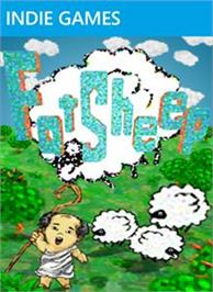 Box cover for FatSheep on the Microsoft Xbox Live Arcade.