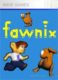 Box cover for Fawnix on the Microsoft Xbox Live Arcade.