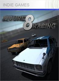 Box cover for Figure 8 Racing on the Microsoft Xbox Live Arcade.