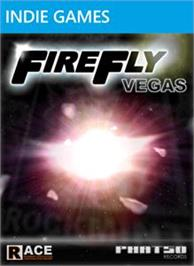 Box cover for FireFly Vegas on the Microsoft Xbox Live Arcade.