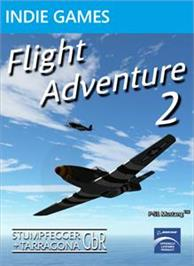 Box cover for Flight Adventure 2 on the Microsoft Xbox Live Arcade.