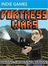 Box cover for Fortress Wars on the Microsoft Xbox Live Arcade.