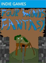 Box cover for Four Winds Fantasy on the Microsoft Xbox Live Arcade.