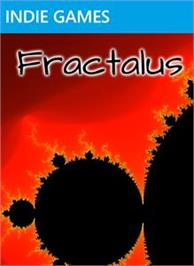 Box cover for Fractalus on the Microsoft Xbox Live Arcade.