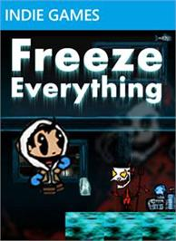 Box cover for Freeze Everything on the Microsoft Xbox Live Arcade.