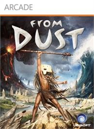Box cover for From Dust on the Microsoft Xbox Live Arcade.