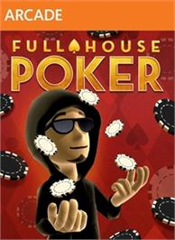 Box cover for Full House Poker on the Microsoft Xbox Live Arcade.
