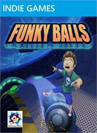 Box cover for Funky Balls on the Microsoft Xbox Live Arcade.