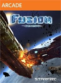 Box cover for Fusion: Genesis on the Microsoft Xbox Live Arcade.