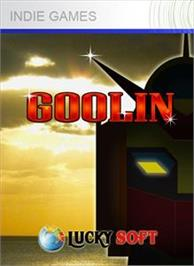 Box cover for GOOLIN on the Microsoft Xbox Live Arcade.
