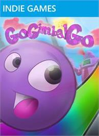 Box cover for Go Gimbal Go on the Microsoft Xbox Live Arcade.